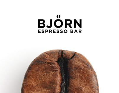 BJÖRN Espresso Bar logo