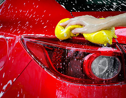 How to wash your car correctly: prewash, wash and dry