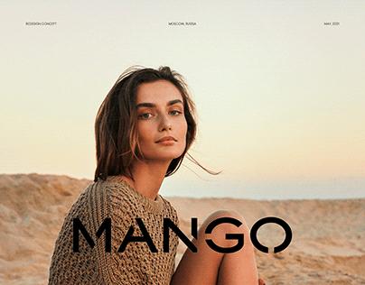 Mango - Website