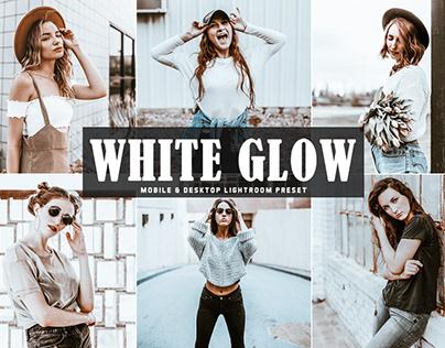 Free White Glow Mobile & Desktop Lightroom Preset