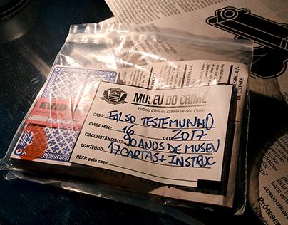Jogo dos Pares | Museu do Crime