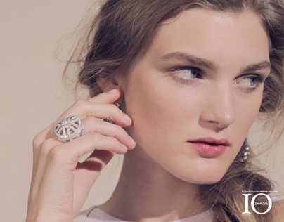 Jewellery Special for IO Donna Magazine