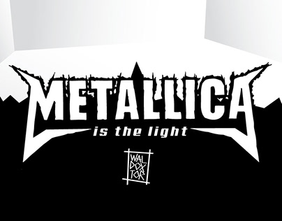 METALLICA IS THE LIGHT