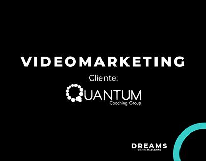 VideoMarketing Cliente Quantum - Dreams Marketing