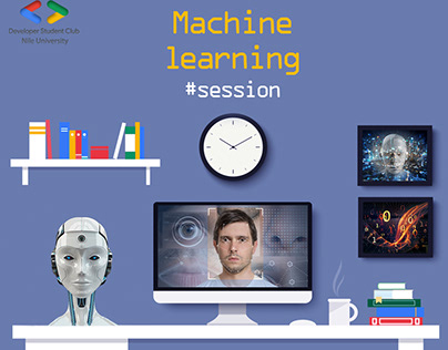 Machine learning session