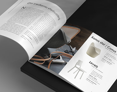 WHITEOUT chair-design catalog