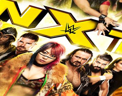 WWE Home Video Key Art