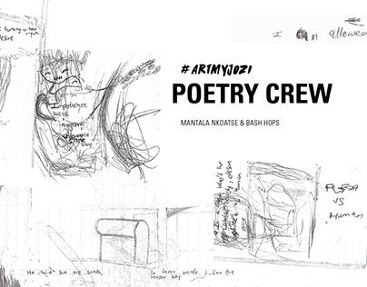 Art My Jozi: Poetry Crew