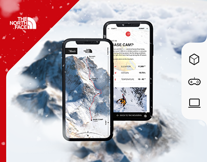 Lhotse Couloir Mobile Experience