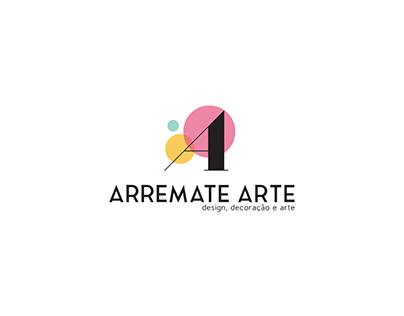 Logo - Arremate Arte