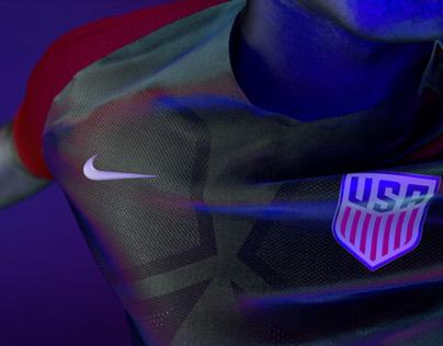 Nike Soccer USA 2016