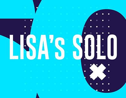 """""""Lalisa"""" Channel Bumper"""