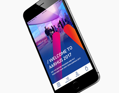 Aarhus 2017 App - European Capital of Culture