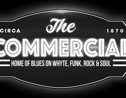 The Commercial - Logo