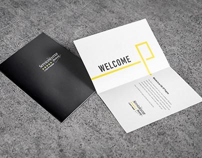ServiceMaster VIP Welcome Invitation