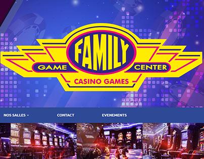 Website Family Game Center