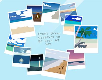 Every Ocean Animation