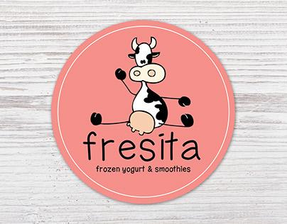 Fresita frozen yogurt & smoothies