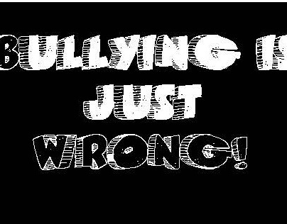Bulling is just WRONG Video-Assignment 4