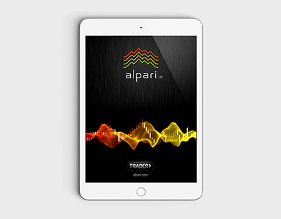 Alpari - Application Graphics