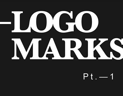 LOGOMARKS Pt.1