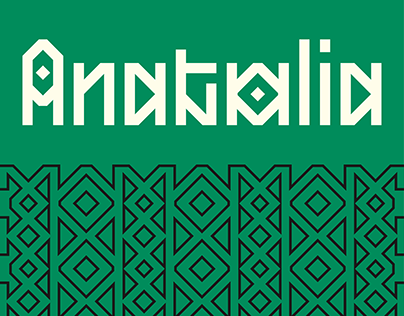 SK Anatolia Typeface