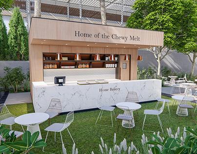 Home Bakery - Design