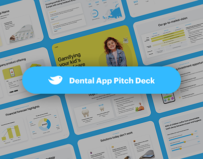 Pitch Deck for startup