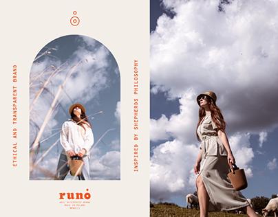 runo - transparent wool accessories brand
