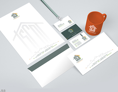 TSCO – Saudi Construction Company Branding, Logo Design