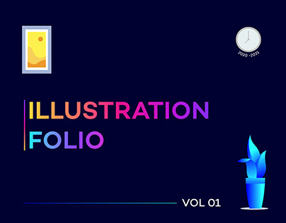 illustration folio 2020-20201