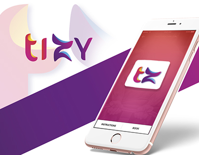 Branding - Tizy (app)