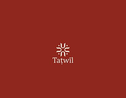 Taṭwīl icons