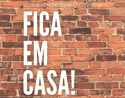 #FicaEmCasa | Minicast do Distanciamento Social