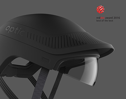 Optic | Augmented Reality Helmet