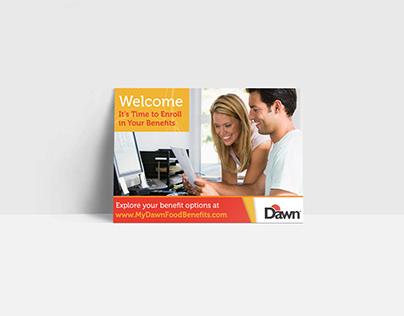 Open Enrollment Communications for Winston Benefits