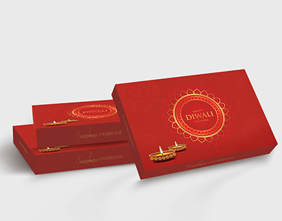 Diwali Royal Boxes | Packaging Design | Mumbai
