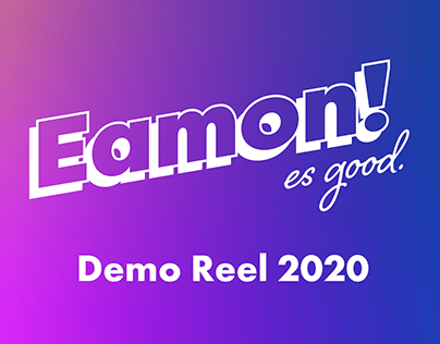 Eamon Stewart Demo Reel 2020