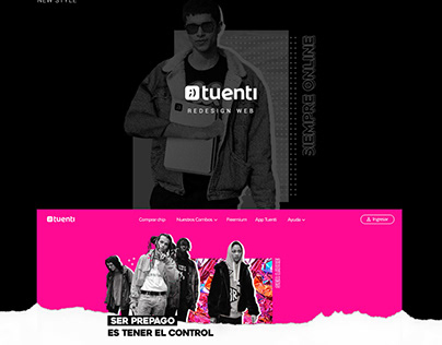 Website Tuenti