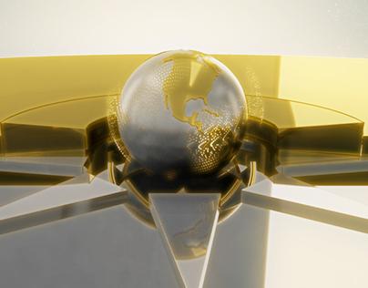 World Voyage - 3D Motion Graphics
