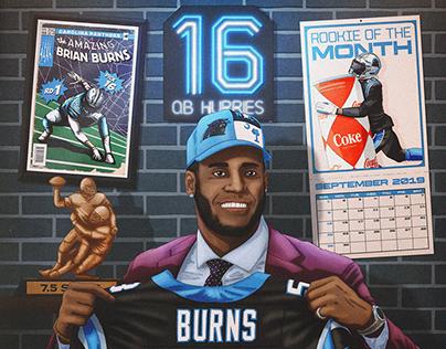 Carolina Panthers –2020 NFL Draft