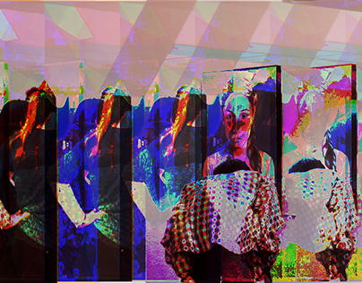 Glitch experiment
