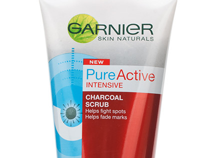Garnier Pure Active - Don't Let Pimple Ruin Your Day