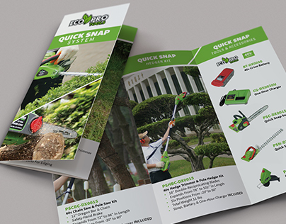 EcoPro Tools Product Brochure
