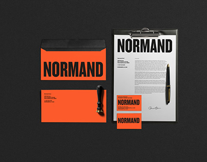 Normand : Branding for Law Firm