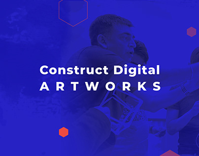 Construct Digital Artwork