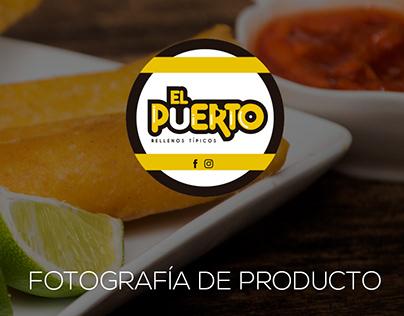 El Puerto - Fotografía de Producto
