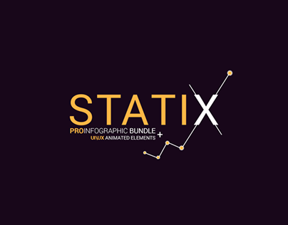 StatiX - ProInfographic Bundle
