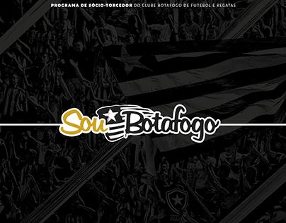 Sou Botafogo 2018   Comunicação dos Jogos