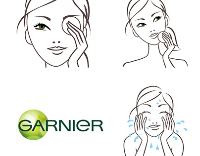 Beauty Routine / Garnier